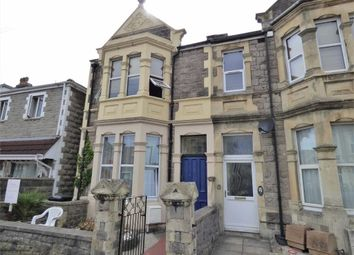 Thumbnail 2 bed flat for sale in Trevelyan Road, Weston-Super-Mare