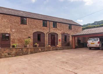 Thumbnail 3 bed barn conversion for sale in Fernbank Road, Ross-On-Wye