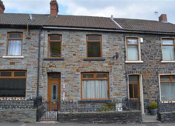 Thumbnail 3 bed terraced house for sale in Eva Street, Mountain Ash, Rhondda Cynon Taff