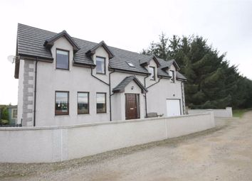Thumbnail 4 bed detached house for sale in Elgin