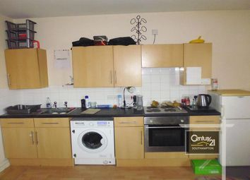 Thumbnail 1 bed flat to rent in Flat 3, Bitterne Road West, Southampton