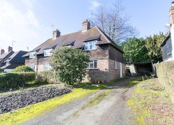 Thumbnail 2 bed semi-detached house for sale in Upper Close, Forest Row
