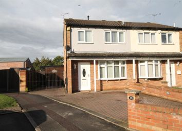 Thumbnail 3 bed semi-detached house for sale in Horse Shoe Road, Longford, Coventry