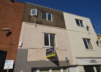 Thumbnail 1 bed flat for sale in 11A Richmond Street, St James Street, Weston-Super-Mare