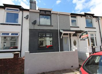 Thumbnail 3 bed terraced house for sale in Park View, Tredegar