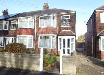 Thumbnail 3 bed property to rent in Inglemire Lane, Hull