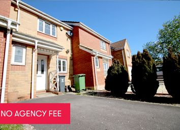 Thumbnail 2 bedroom terraced house to rent in Hind Close, Pengham Green, Cardiff.