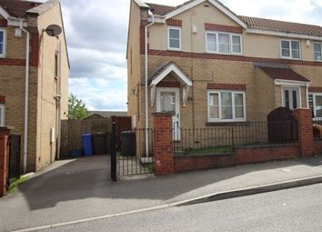 Thumbnail 3 bed end terrace house for sale in Windy House Lane, Sheffield