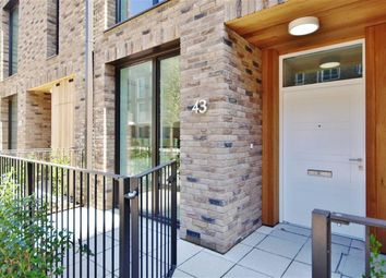 Thumbnail 5 bedroom property for sale in Starboard Way, Royal Wharf, London