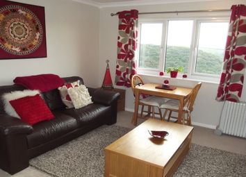 Thumbnail 2 bed flat to rent in Tregarrick, Looe