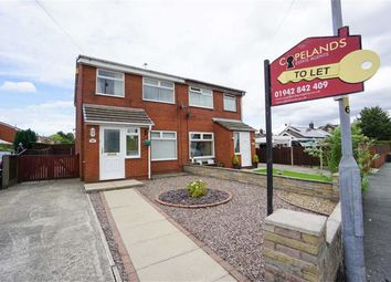 Thumbnail 3 bed semi-detached house to rent in St. Georges Avenue, Westhoughton, Bolton