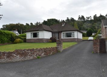3 bed detached bungalow for sale in Carmarthen Road, Newcastle Emlyn SA38