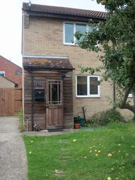 Thumbnail 2 bed semi-detached house to rent in Sioux Close, Colchester