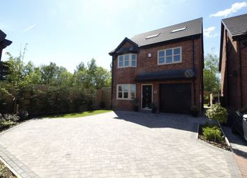 Thumbnail 4 bed detached house for sale in Stone Row Court, Tankersley, Barnsley