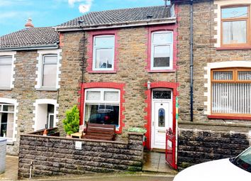 Thumbnail 3 bed semi-detached house for sale in Victor Street, Mountain Ash