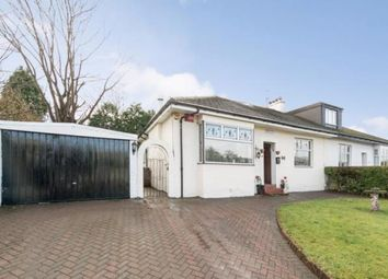 Thumbnail 3 bed bungalow for sale in Drumry Road, Clydebank, West Dunbartonshire