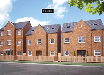 "Thumbnail 3 bed property for sale in ""The Lexden"" at Church Lane, Stanway, Colchester"