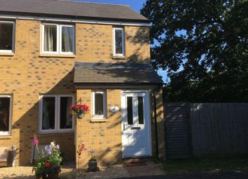 Thumbnail 2 bedroom semi-detached house for sale in Aspin Road, Wellington