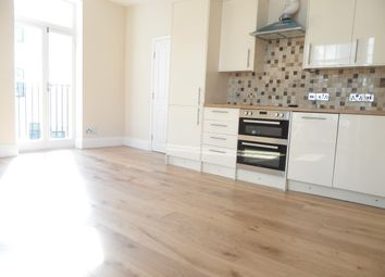 Thumbnail 3 bedroom maisonette to rent in Western Road, Hove