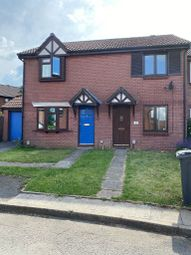 Thumbnail 2 bed terraced house to rent in Baldwin Close, Cardiff