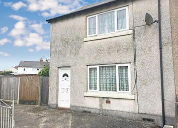 Thumbnail 2 bed end terrace house for sale in Silvia Way, Fleetwood, Lancashire FY77Jf
