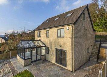 Thumbnail 5 bed detached house for sale in Slade Lane, Riddlesden, West Yorkshire