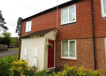Thumbnail 2 bedroom terraced house to rent in Grafton Close, Whitehill, Bordon