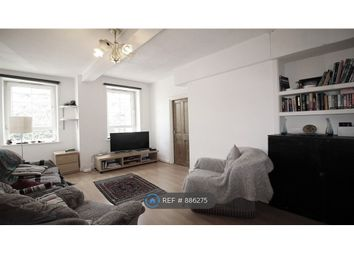 Thumbnail 3 bed flat to rent in Swan Road, London