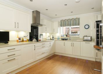 Thumbnail 5 bed detached house for sale in Old Hall Road, Brampton, Chesterfield