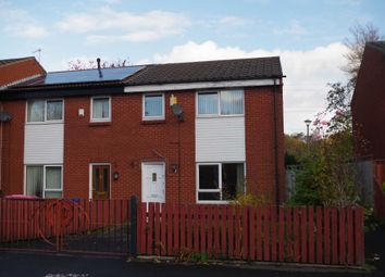 Thumbnail 3 bed semi-detached house for sale in Chedworth Crescent, Little Hulton, Manchester