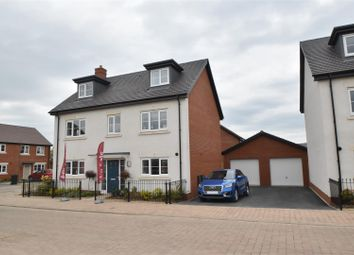 Thumbnail 5 bed detached house for sale in The Baughton, Lawnspool Drive, Kempsey