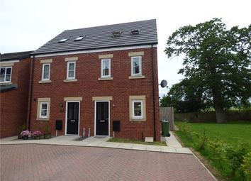 Thumbnail 3 bed semi-detached house for sale in Scholars Green, Wigton, Cumbria