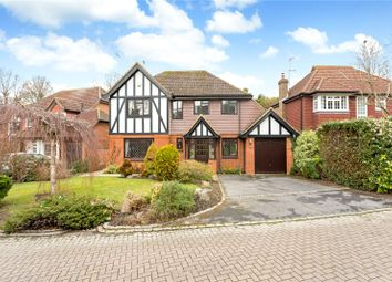 4 bed detached house for sale in Wesley Close, Reigate, Surrey RH2