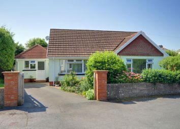 Thumbnail 3 bedroom detached bungalow for sale in Orchard Close, Braunton