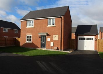 Thumbnail 3 bed detached house to rent in Boulton Close, Stoney Stanton, Leicester