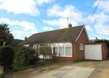 Thumbnail 2 bed bungalow to rent in Kent Road, Littlehampton