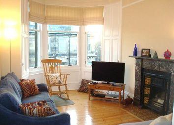Thumbnail 2 bed flat to rent in Brunton Place, Edinburgh