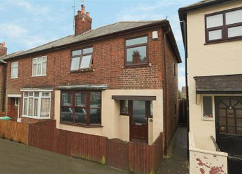 Thumbnail 3 bed semi-detached house for sale in Staples Street, Mapperley, Nottingham