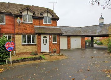 Thumbnail 3 bed semi-detached house for sale in Church Crookham, Fleet