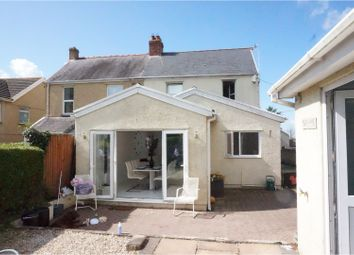 Thumbnail 3 bedroom semi-detached house for sale in Pontardulais Road, Penllergaer