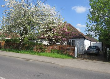 Thumbnail 2 bed detached bungalow for sale in Lichfield Lane, Mansfield