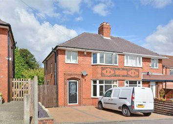 Thumbnail 3 bed semi-detached house for sale in Selhurst Road, Chesterfield