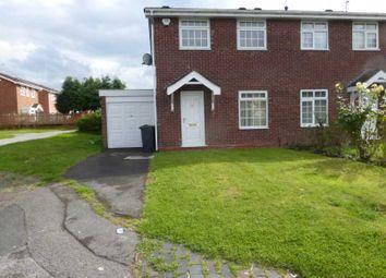 Thumbnail 3 bed semi-detached house to rent in Siskin Drive, Balsall Heath, Birmingham.