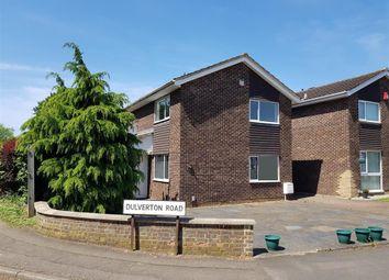 Thumbnail 3 bed property to rent in Dulverton Road, Abington, Northampton