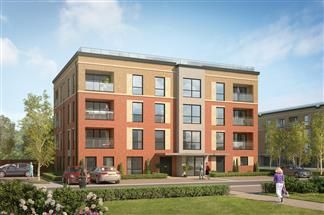 Thumbnail Flat for sale in The Olive, South Ruislip, London Off Victoria Road, South Ruislip, Middsex