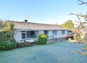 Thumbnail 2 bed detached bungalow for sale in Cromwell Park, Modbury, South Devon