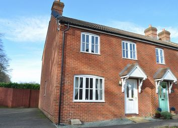 Thumbnail 3 bed semi-detached house for sale in Highland Park, Uffculme, Cullompton