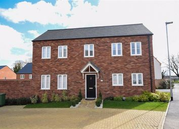Thumbnail 4 bed detached house to rent in Sulgrave Way, Wellingborough