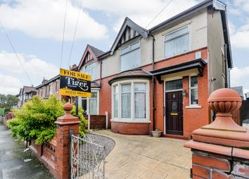 Thumbnail 3 bed semi-detached house for sale in 7 Highbury Avenue, Blackpool