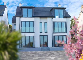 Thumbnail 3 bed flat for sale in St. Ives Road, Carbis Bay, St. Ives, Cornwall